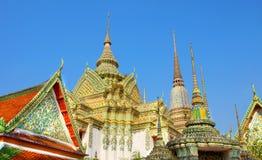 Templo antiguo de Wat Arun de la pagoda, Bangkok, Tailandia imágenes de archivo libres de regalías