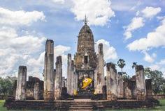 Templo antiguo tailandés Fotografía de archivo libre de regalías