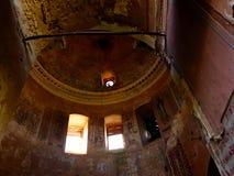 Templo arruinado fotos de archivo