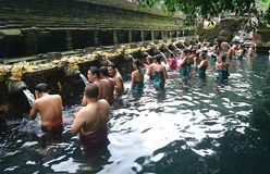 Templo Bali Foto de Stock