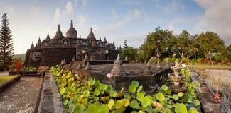 Templo Bali do budhist de Banjar Imagem de Stock Royalty Free