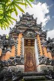 Templo, Bali, Indonesia Fotografía de archivo
