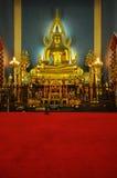 Templo Banguecoque Tailândia do benchamabophit de Wat imagens de stock royalty free