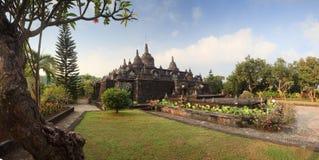 Templo Banjar do budhist de Bali Fotos de Stock Royalty Free
