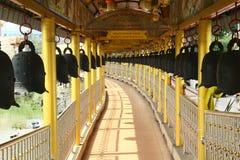 Templo Belces Foto de archivo libre de regalías