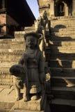 Templo Bhaktapur de Vatsala, Nepal Foto de Stock
