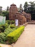 Templo Bhubaneshwar de Mukhteshwar Fotos de archivo libres de regalías
