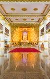 Templo birmano, Singapur Imagen de archivo libre de regalías