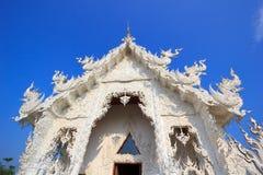 Templo blanco Fotos de archivo libres de regalías