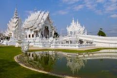 Templo blanco Imagen de archivo libre de regalías