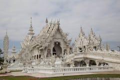 Templo blanco Imagen de archivo