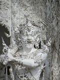 Templo blanco Fotos de archivo