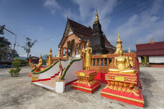 Templo bonito Fotografia de Stock
