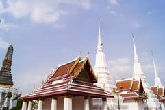 templo bonito em Banguecoque Imagem de Stock