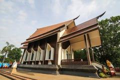 Templo bonito em Korat, Tailândia Imagens de Stock