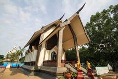 Templo bonito em Korat, Tailândia Fotografia de Stock