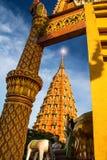 Templo bonito em Tailândia Foto de Stock