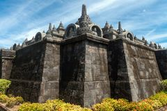 Templo Brahma Vihara-Arama Banjar do budhist de Bali Fotografia de Stock