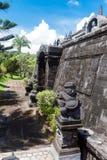 Templo Brahma Vihara-Arama Banjar do budhist de Bali Fotos de Stock Royalty Free