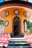 Templo Brahma Vihara-Arama Banjar do budhist de Bali Foto de Stock Royalty Free