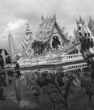 Templo branco Imagens de Stock Royalty Free