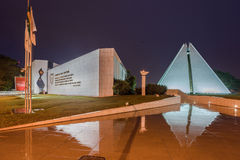 Templo Brasília de Vontade da boa de Legiao a Dinamarca fotos de stock royalty free