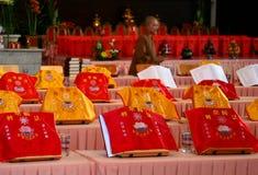 Templo budista Imagen de archivo libre de regalías