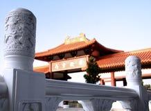 Templo budista Foto de archivo libre de regalías