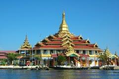 Templo budista Foto de archivo