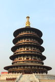Templo budista Foto de Stock Royalty Free