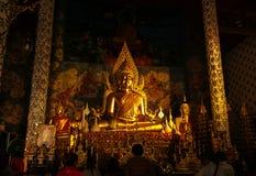 Templo budista imagens de stock