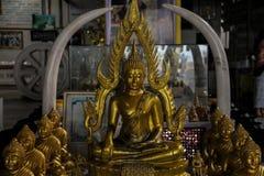 Templo budista Fotografía de archivo
