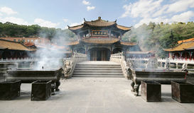 Templo budista imágenes de archivo libres de regalías