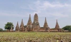 Templo budista antigo Fotografia de Stock Royalty Free