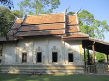Templo budista antiguo foto de archivo