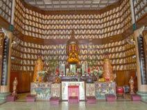 Templo budista chinês Imagens de Stock Royalty Free