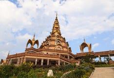 Templo budista de cerámica tailandés Imagen de archivo