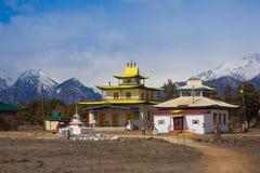 Templo budista de Kurumkan em Buriácia Fotos de Stock Royalty Free