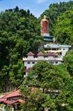 Templo budista de Tambun Tibetian, Perak Imagenes de archivo