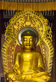 Templo budista em Guangzhou, China Imagem de Stock