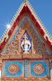 Templo budista em Korat Tailândia Foto de Stock