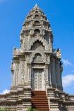 Templo budista en Camboya. Fotografía de archivo libre de regalías