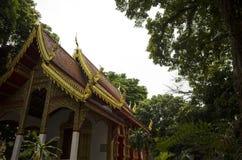 Templo, templo budista en el €Ž de Chiang Mai Thailandâ Imagen de archivo libre de regalías