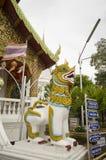 Templo, templo budista en el €Ž de Chiang Mai Thailandâ Fotos de archivo