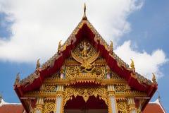 Templo budista en Phuket Imagen de archivo libre de regalías