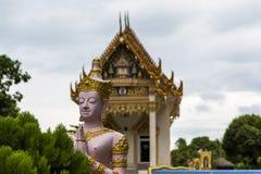 Templo budista en Tailandia Fotografía de archivo
