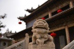 Templo budista grande Foto de archivo libre de regalías