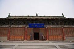 Templo budista grande Imagenes de archivo