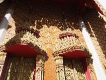 Templo budista Kanchanaburi Imágenes de archivo libres de regalías