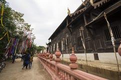 Templo, templo budista no €Ž de Chiang Mai Thailandâ Imagens de Stock